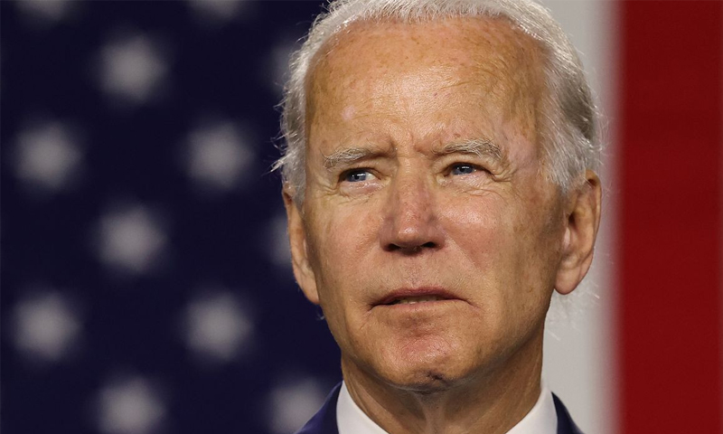 Biden's first ten-day schedule continues